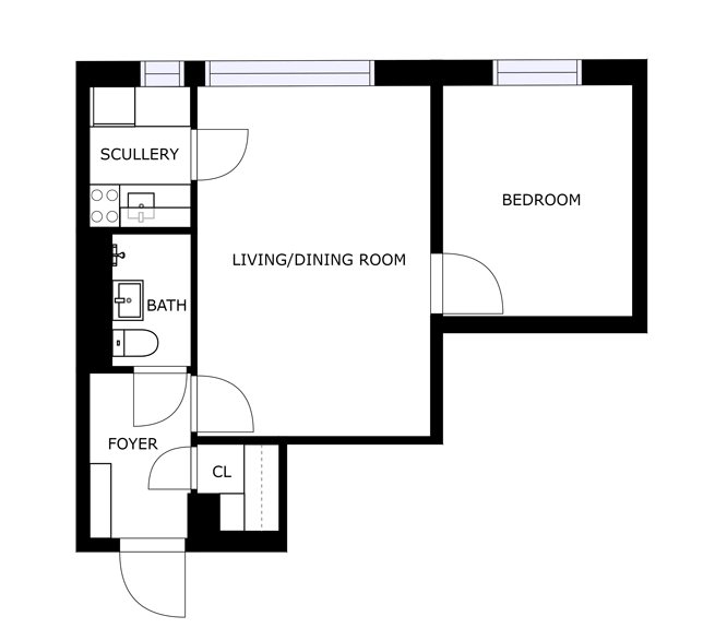 floor plans real estate marketing