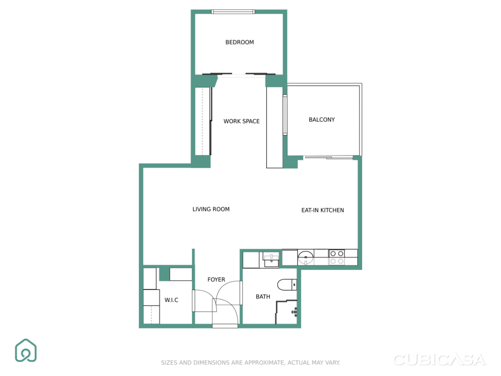 floor plans for real estate listings