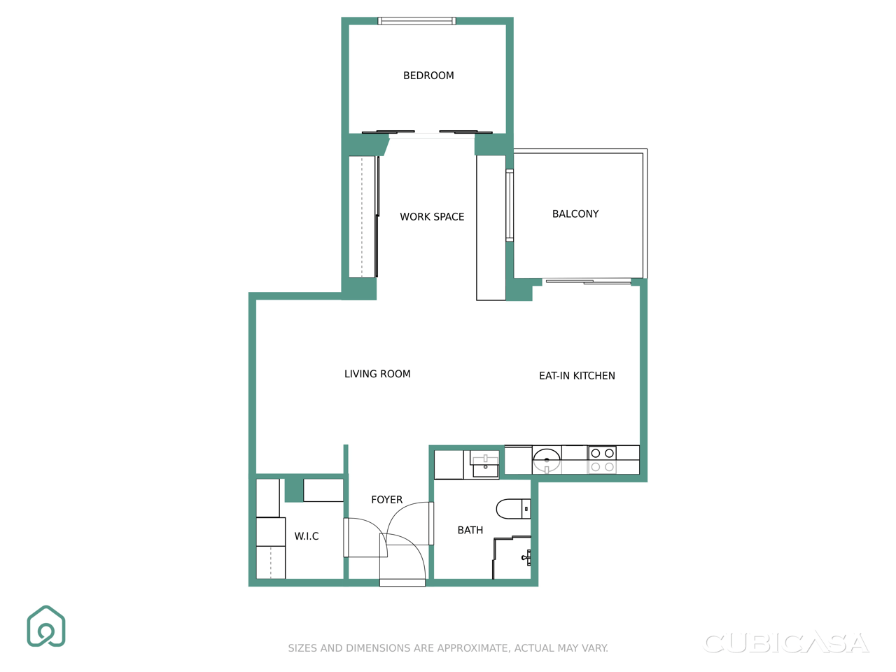 real estate floor plans for photographers and agents
