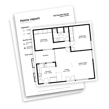 floor plan app with dimensions example