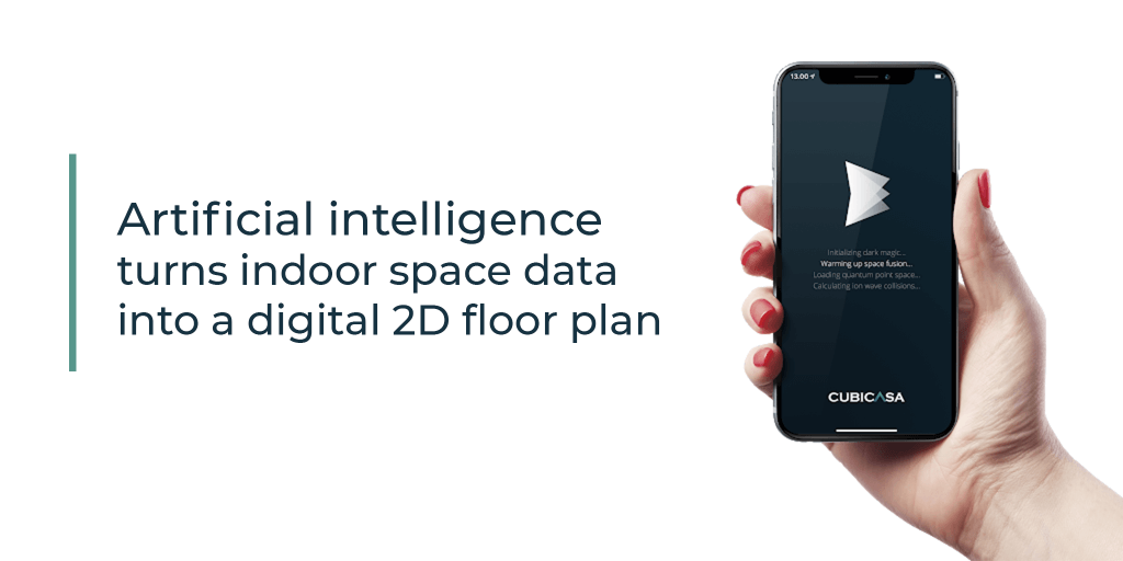 artificial intelligence software creates floor plan