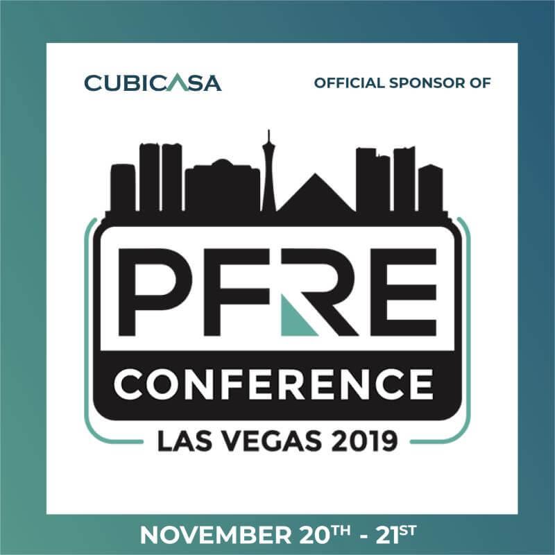 PFRE 2019 conference sponsor
