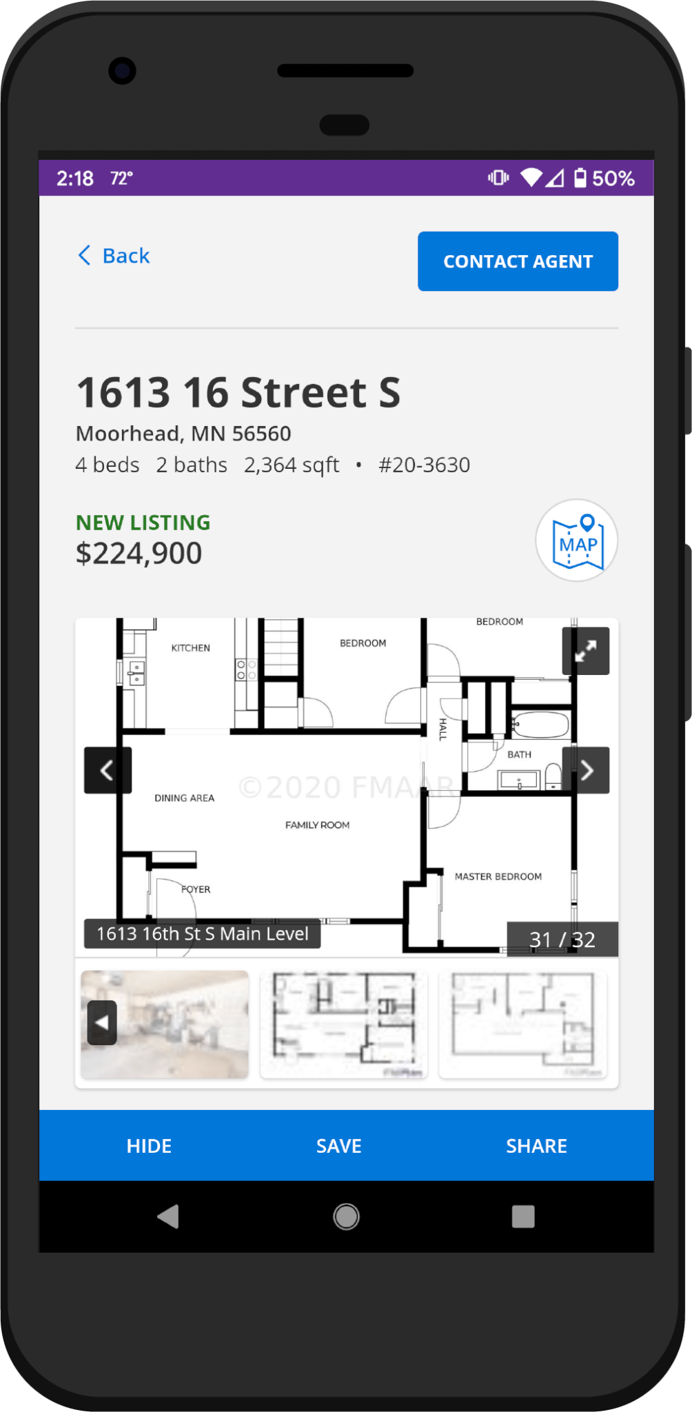 FlōPlan™ - Elevating listings with floor plans, marketwide