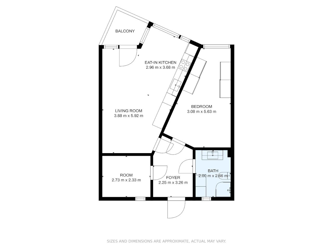 Floor plan theme: Wet Space