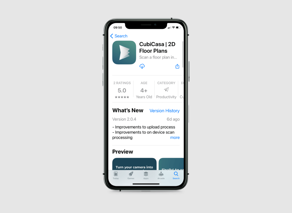 cubicasa floor plan app