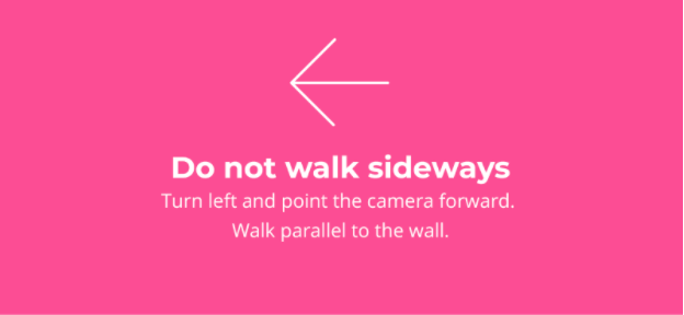 Sideways Warning