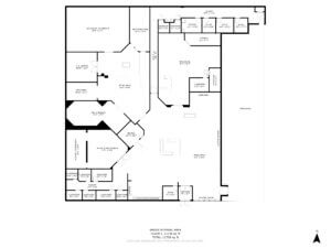 Commercial Floor Plan Image