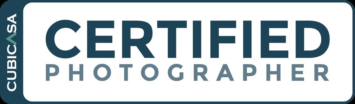 Certified Photographers Program's horizontal logo