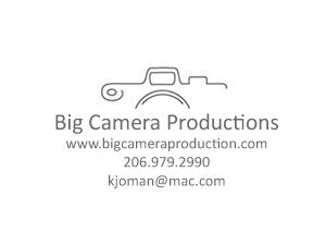 Big Camera Production floor plan in Bremerton Edmonds Kingston Lynnwood Seattle Shoreline Silverdale Tacoma