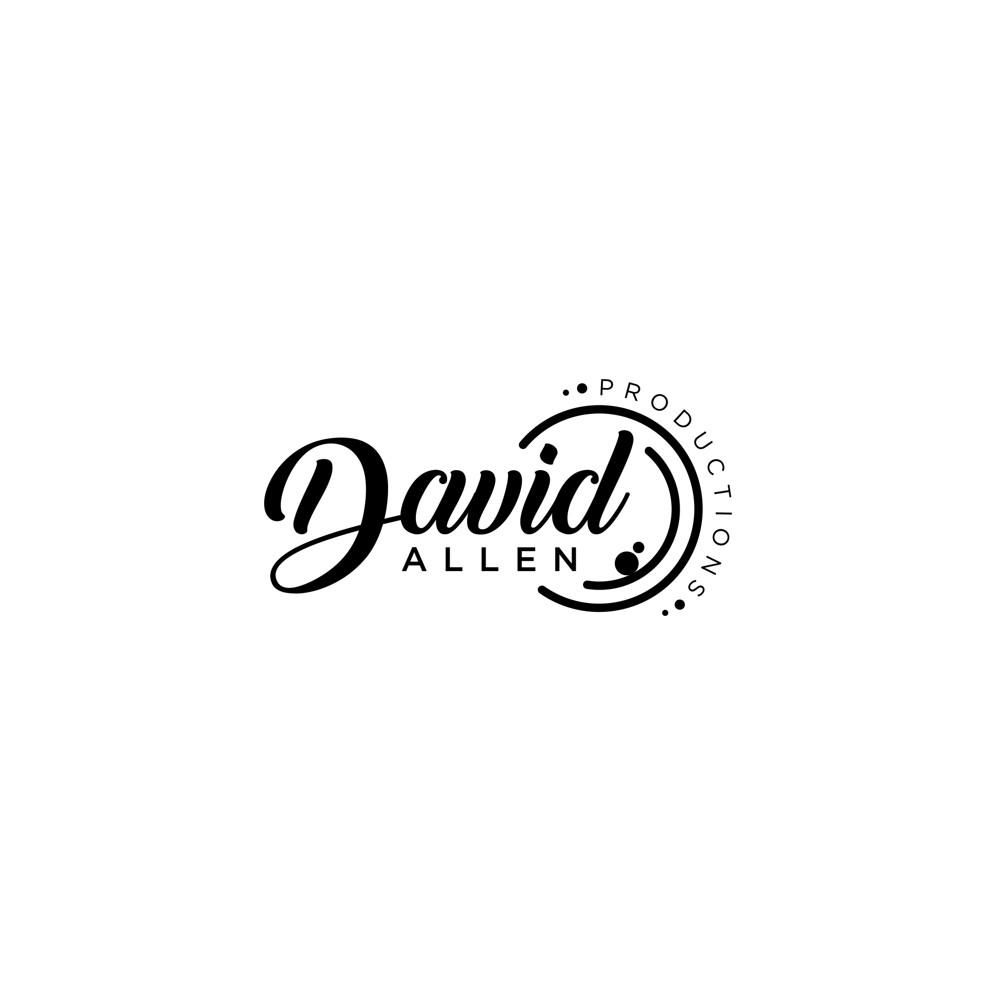David Allen Productions logo