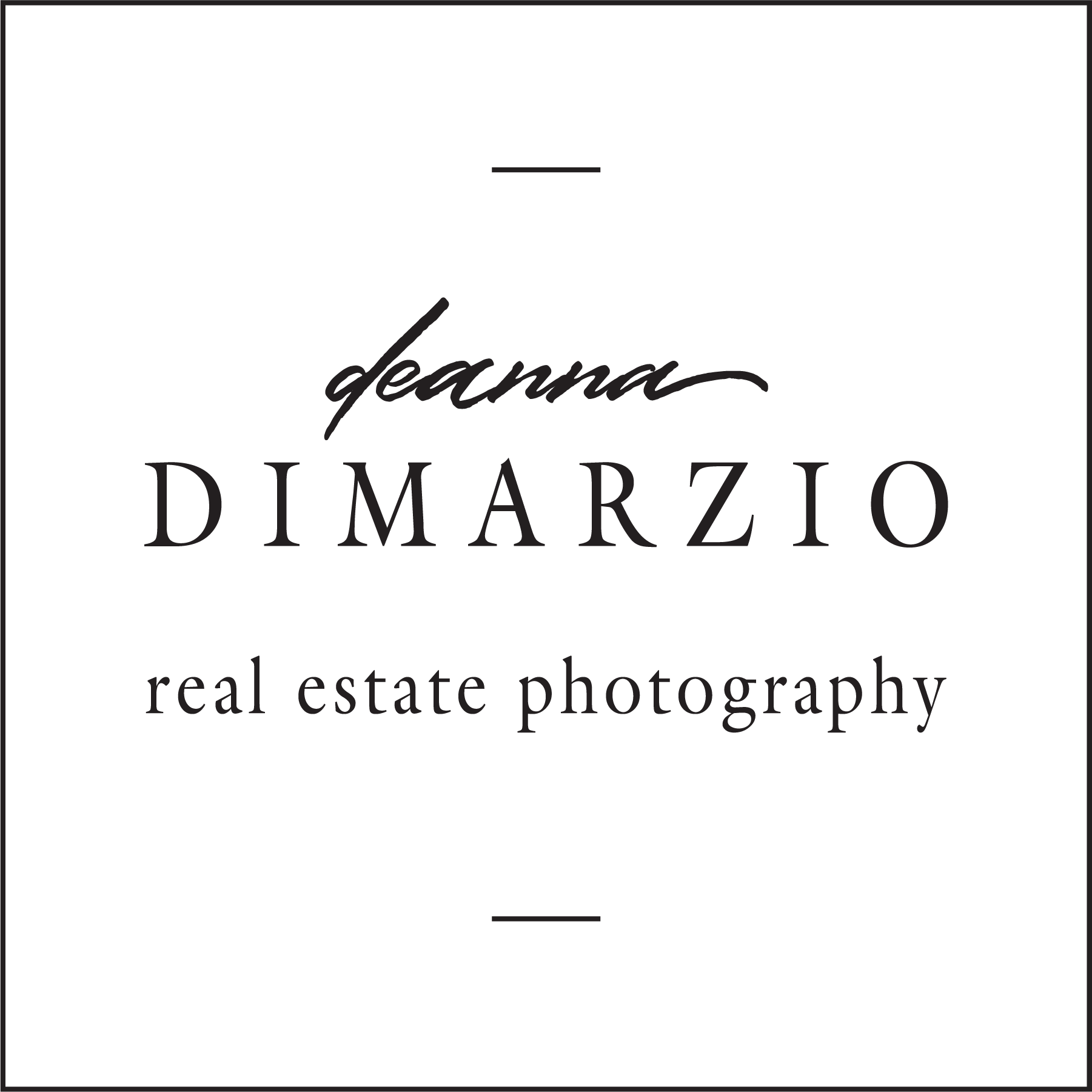 Deanna DiMarzio Real Estate Photography logo