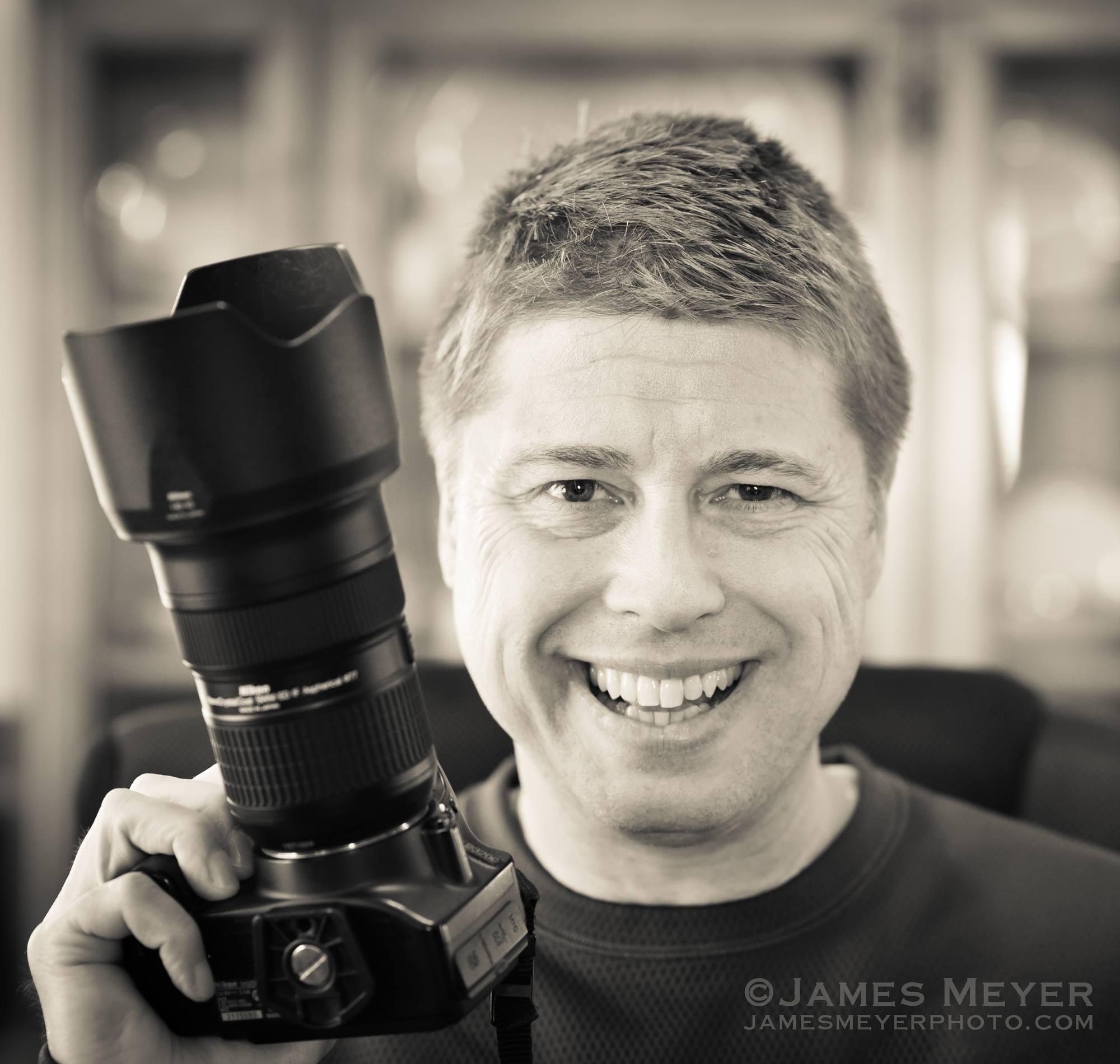 James Meyer Photography logo