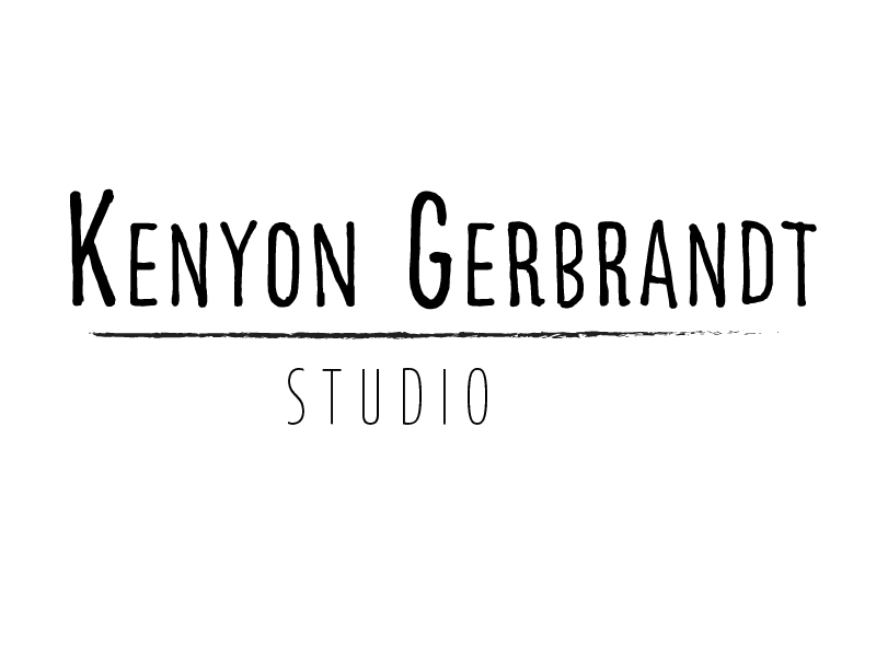 Kenyon Gerbrandt Studio floor plan in Kansas City