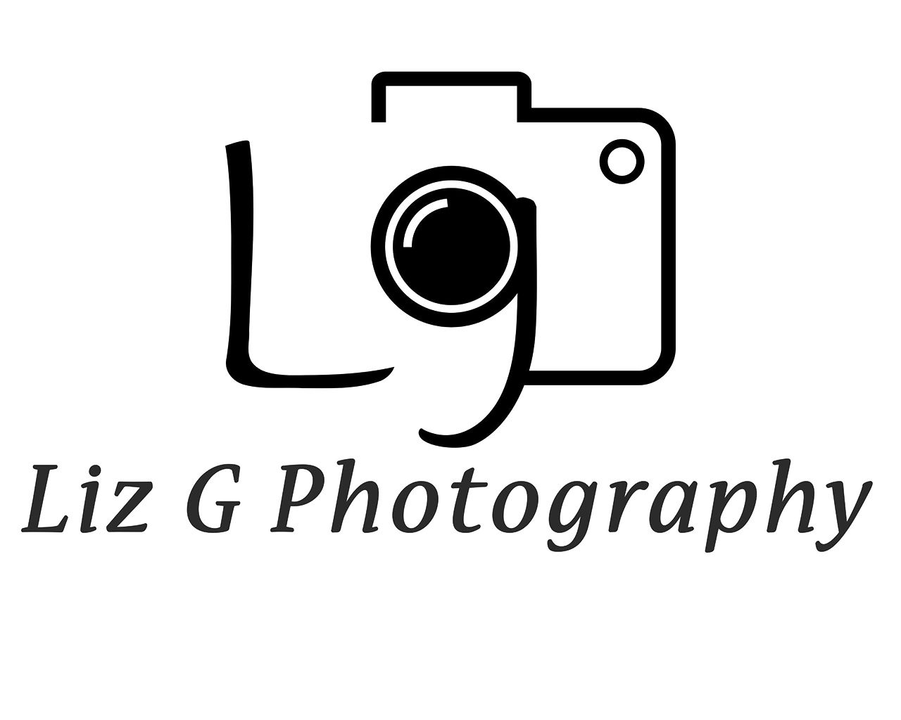 Liz G Photography logo