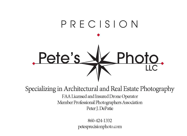 Pete's Precision Photo, LLC floor plan in Chester Center