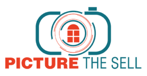 Picture The Sell logo