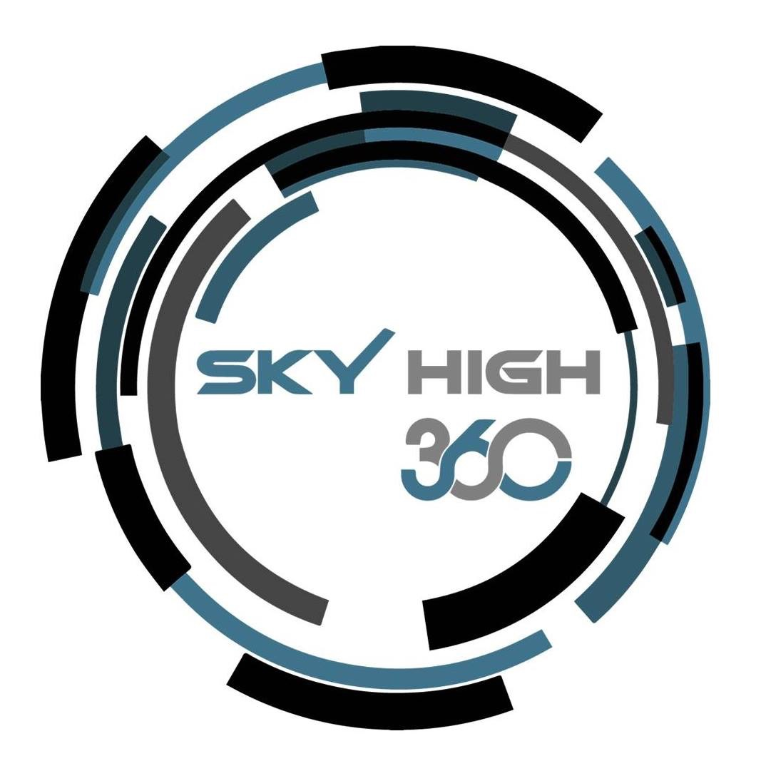 Sky High 360 Photography logo