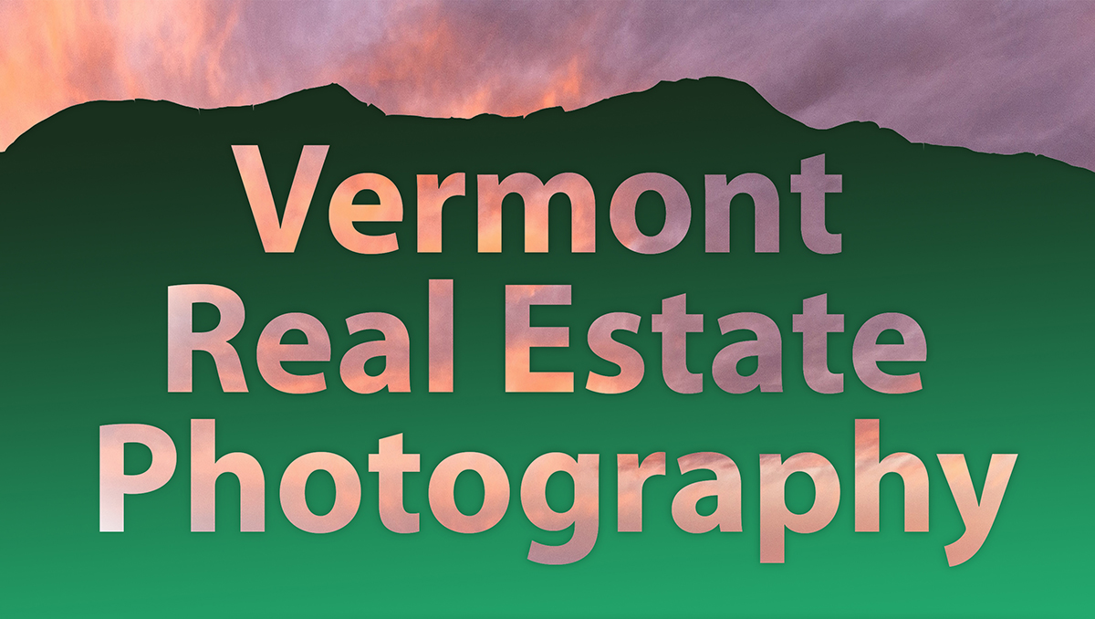 Vermont Real Estate Photography floor plan in Hyde Park