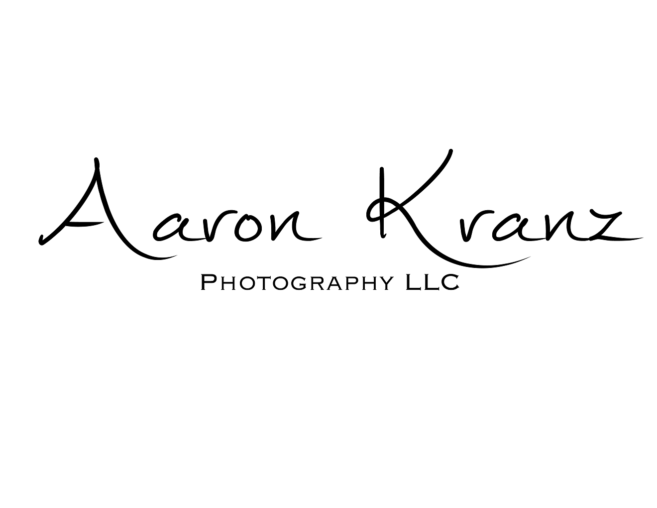 Aaron Kranz Photography floor plan in Kansas City