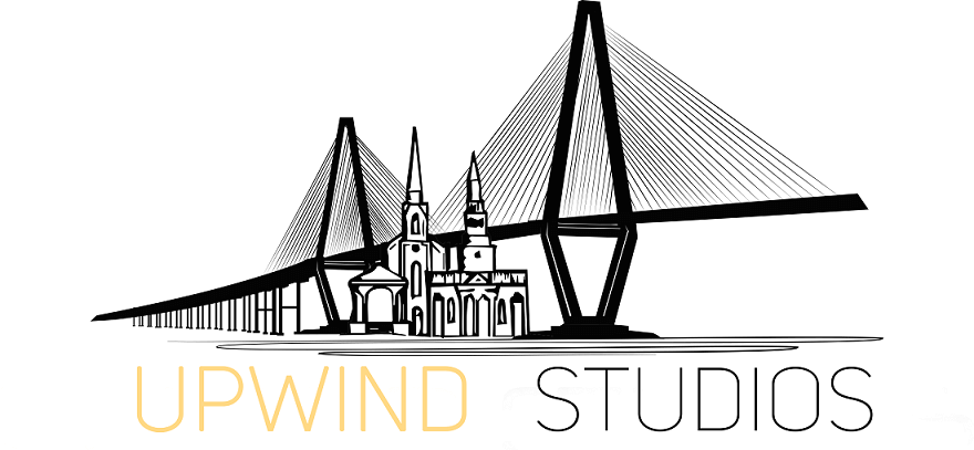 Upwind Studios floor plan Charleston